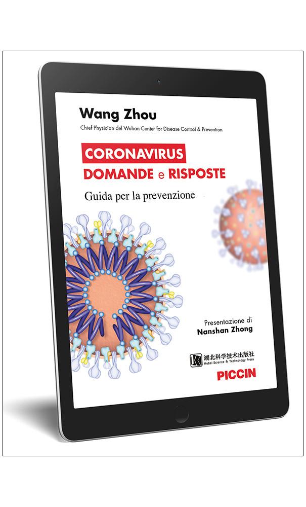 eBook Gratuito: Coronavirus Domande e Risposte – Guida per la prevenzione (PICCIN.IT)